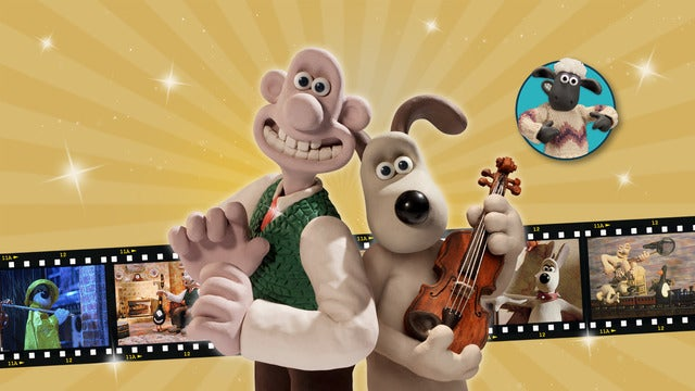 Wallace & Gromit in Concert