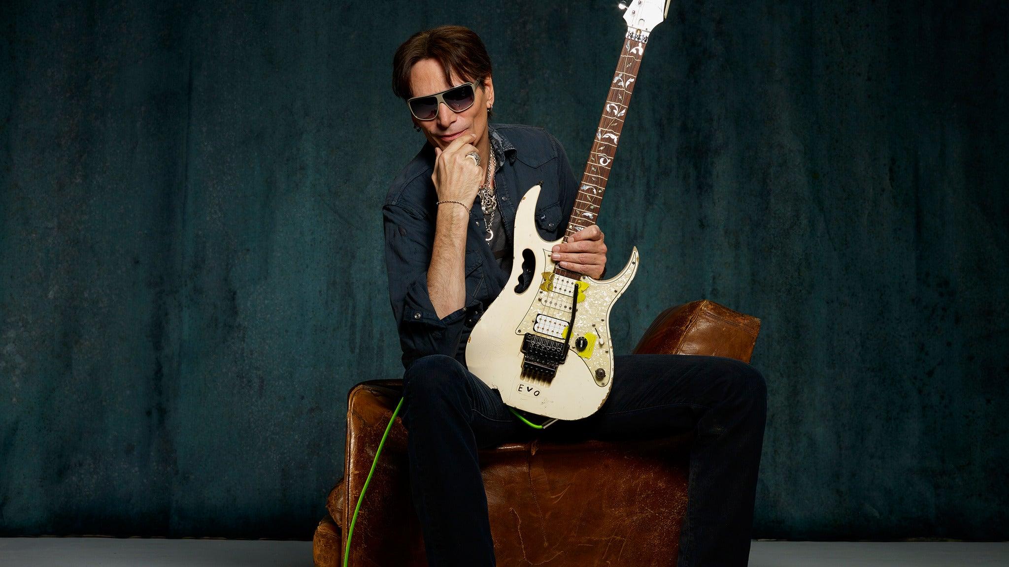 Steve Vai: Passion and Warfare at Parker Playhouse