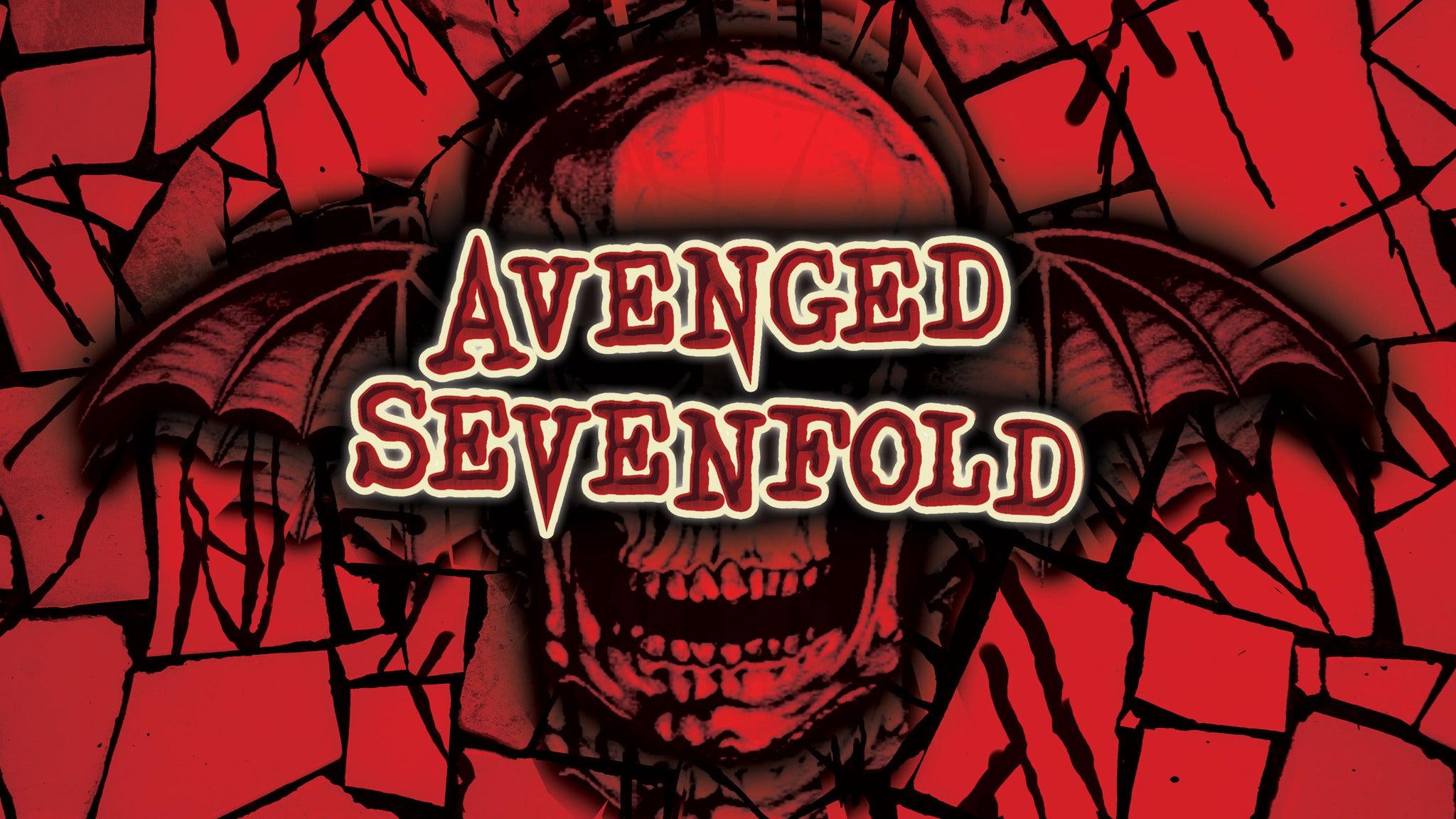 Avenged Sevenfold at Hard Rock Live