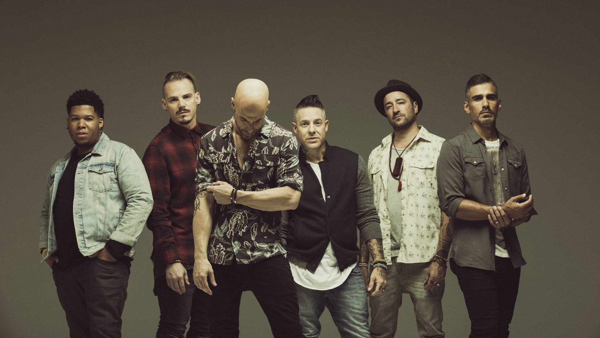 Daughtry at Paramount Theatre - VT