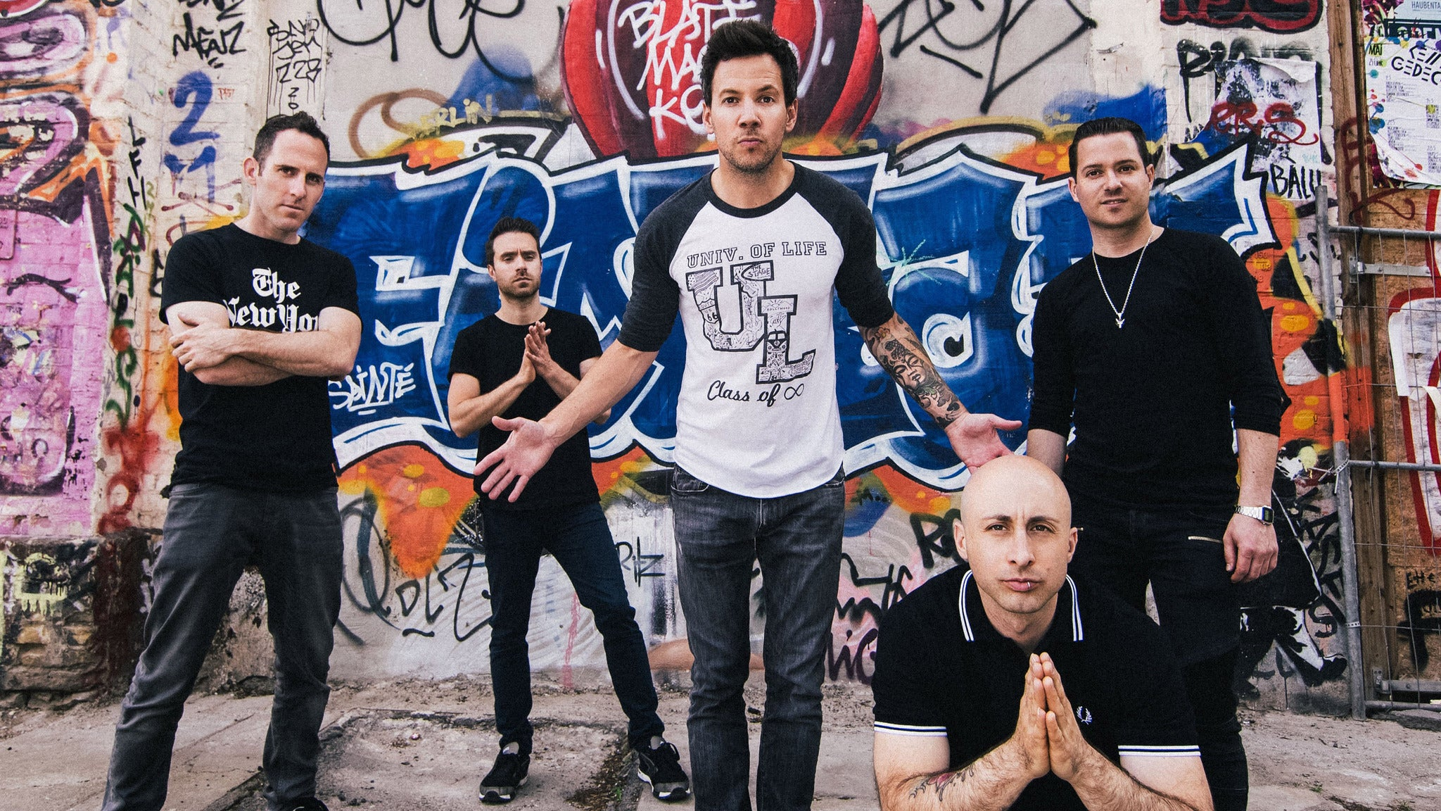 Simple Plan w/ State Champs