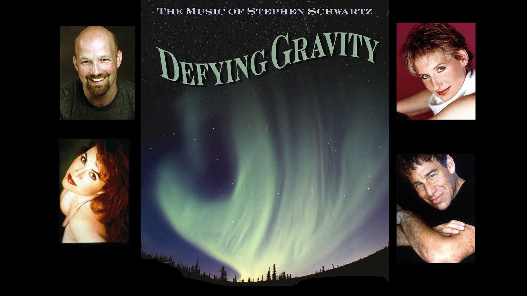 Defying Gravity - The Songs of Stephen Schwartz - Aventura, FL 33180