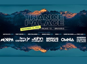 Trance Palace, 2020-11-13, Brussels