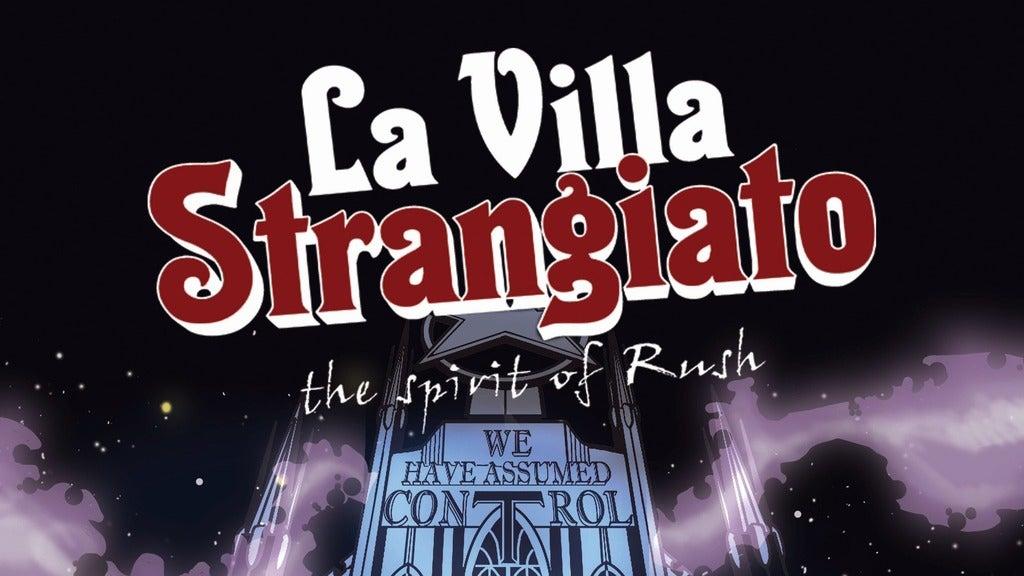 Hotels near La Villa Strangiato Events