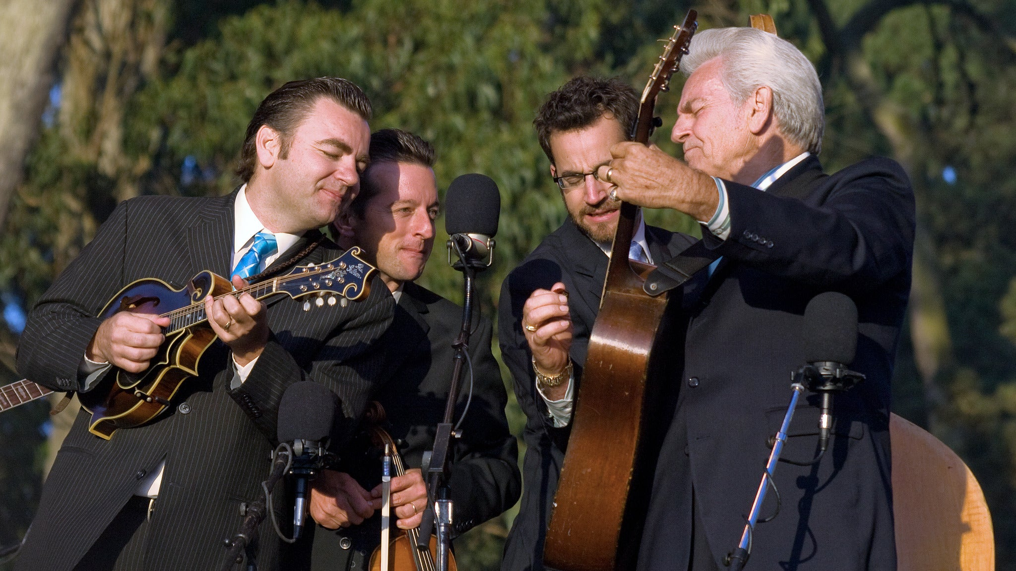 Del McCoury Band at Irvine Barclay Theatre