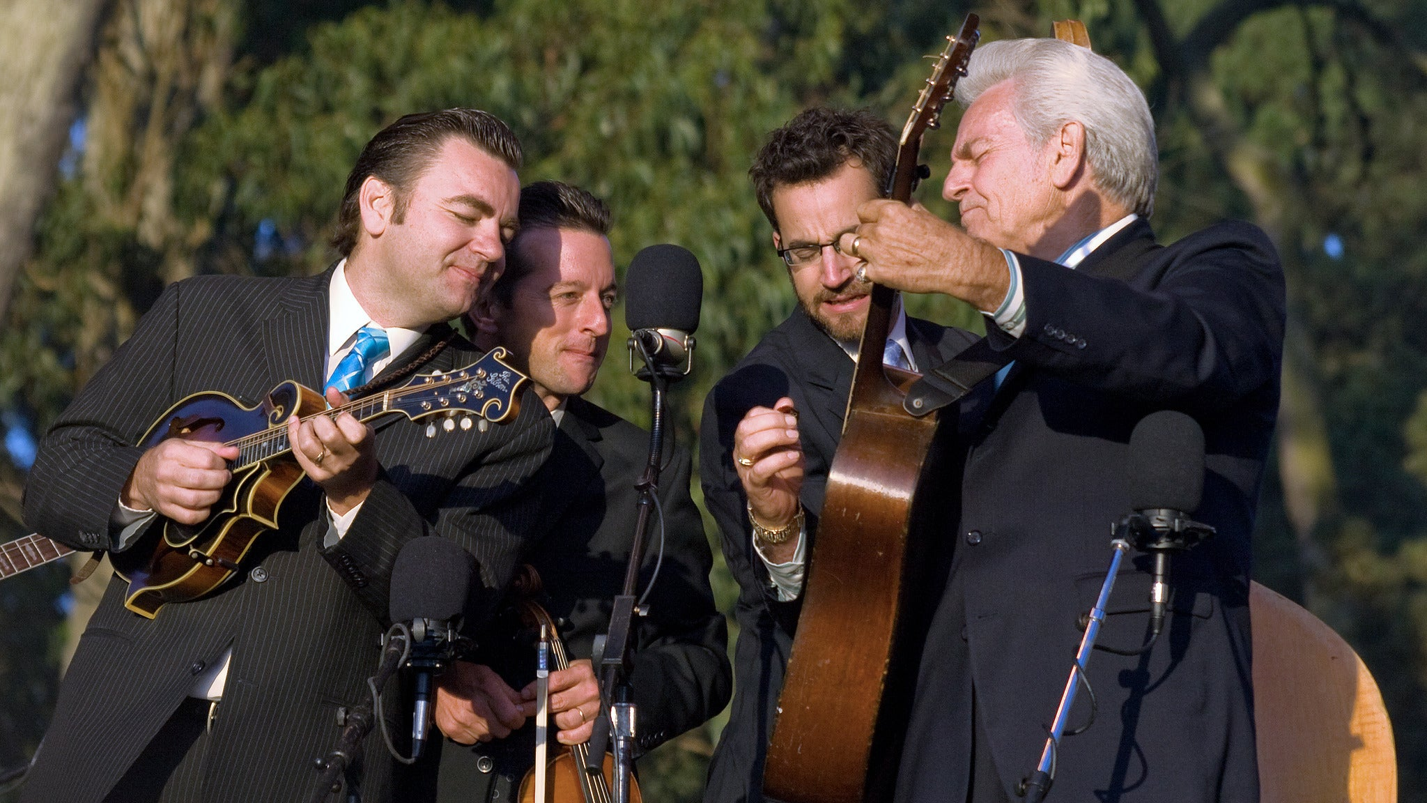 Del McCoury Band w/ Sierra Hull at Gothic Theatre