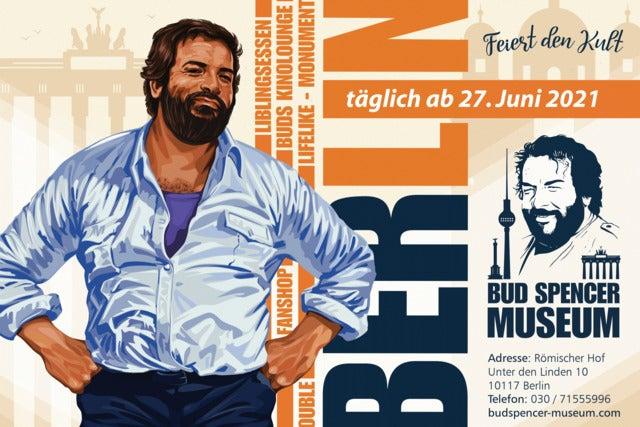 Die große Bud Spencer-Ausstellung