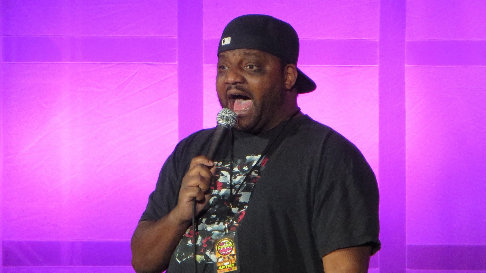 Aries Spears at Irvine Improv