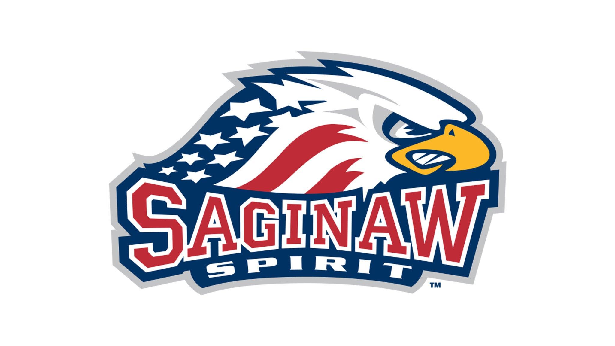 Saginaw Spirit vs. Flint Firebirds at Dow Event Center