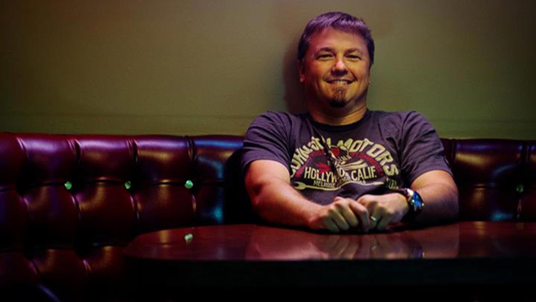 Edwin McCain at The Funky Biscuit
