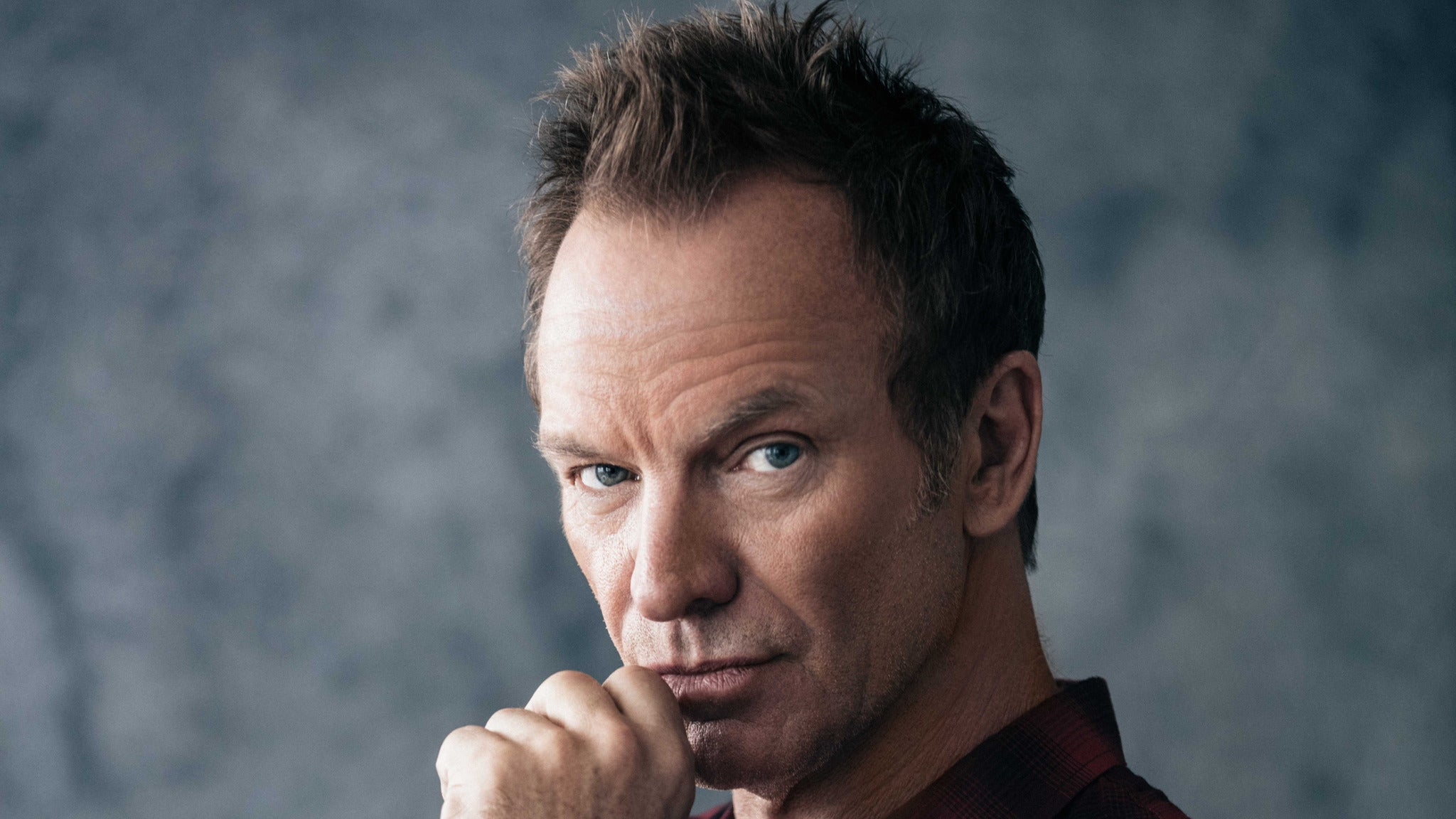 STING & ANNIE LENNOX WITH SPECIAL GUEST at Pauley Pavilion - Los Angeles, CA 90024