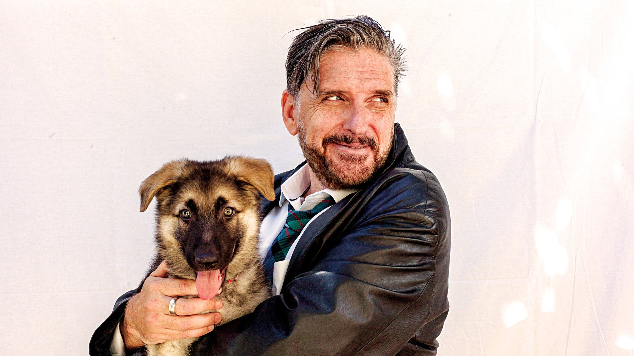 Craig Ferguson at Community Theatre-NJ