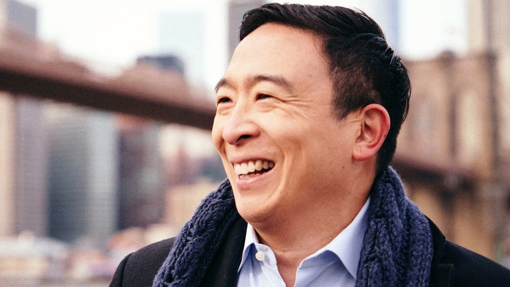 Hotels near Andrew Yang Events