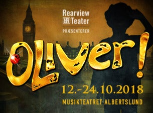 Oliver at Anderson Theater