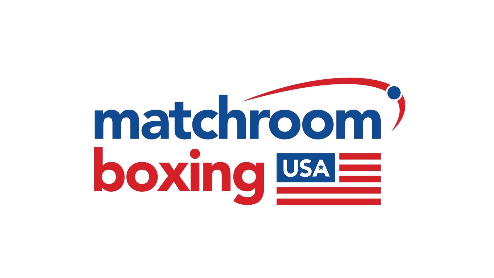 Matchroom Boxing USA - Haney v Moran