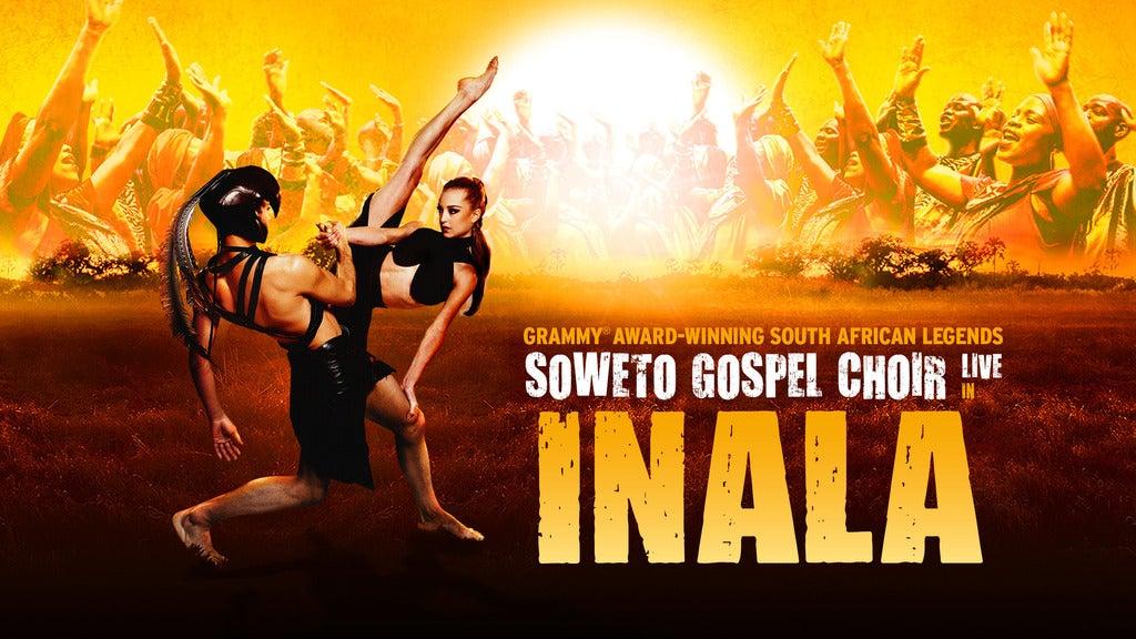 INALA - Soweto Gospel Choir Royal Albert Hall Seating Plan
