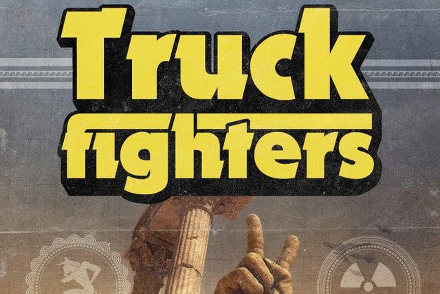 Truckfighters, Mothership, Zed