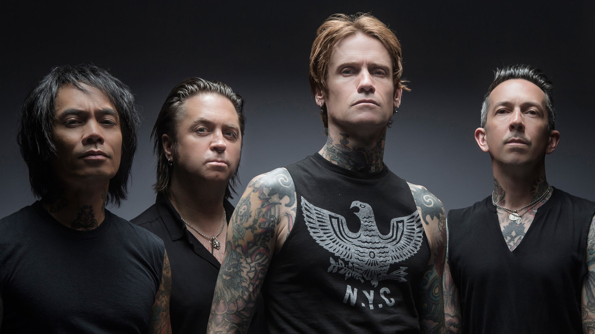 Buckcherry at Manchester Music Hall