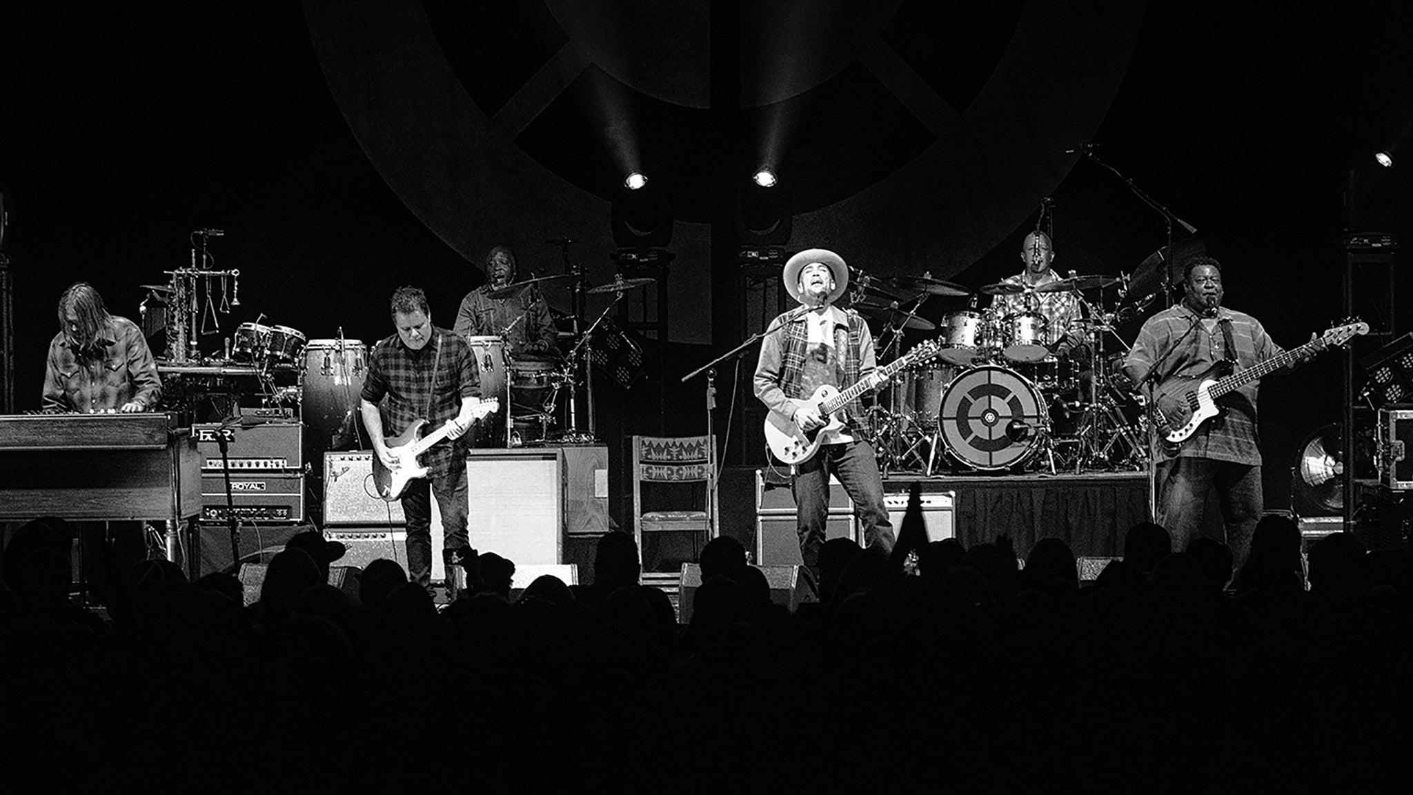 Ben Harper & The Innocent Criminals at HOYT SHERMAN PLACE