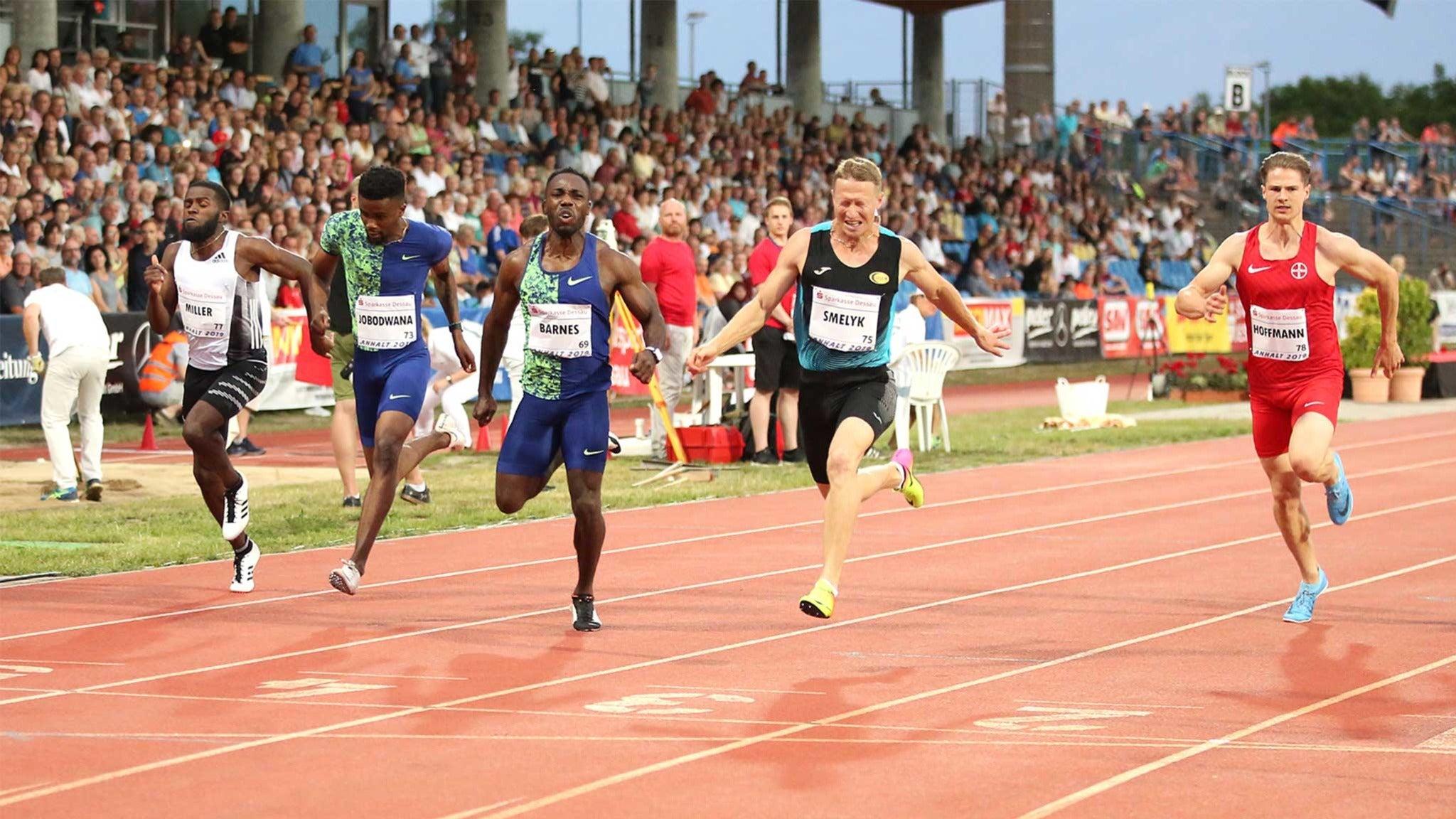 Anhalt 2020 - 22. Internationales Leichtathletik-Meeting
