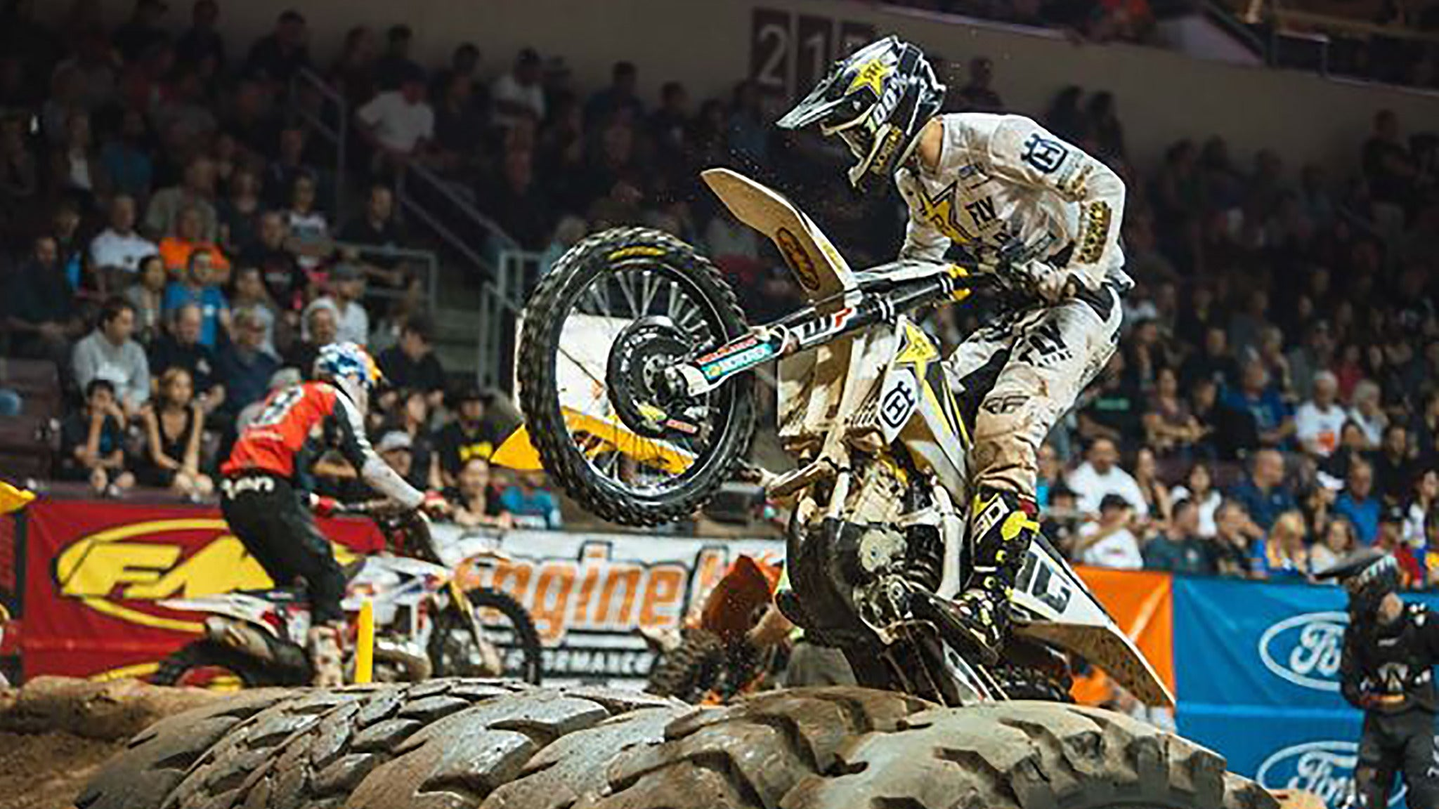 EnduroCross - Extreme Off Road Racing at The Underground