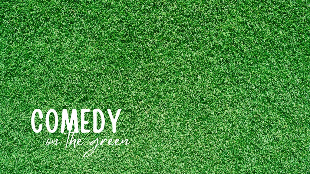 Hotels near Comedy on the Green Events