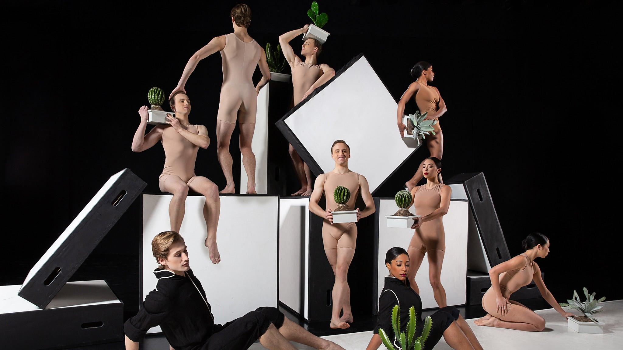 BalletMet Presents Be Moved - Senior Dress Rehearsal