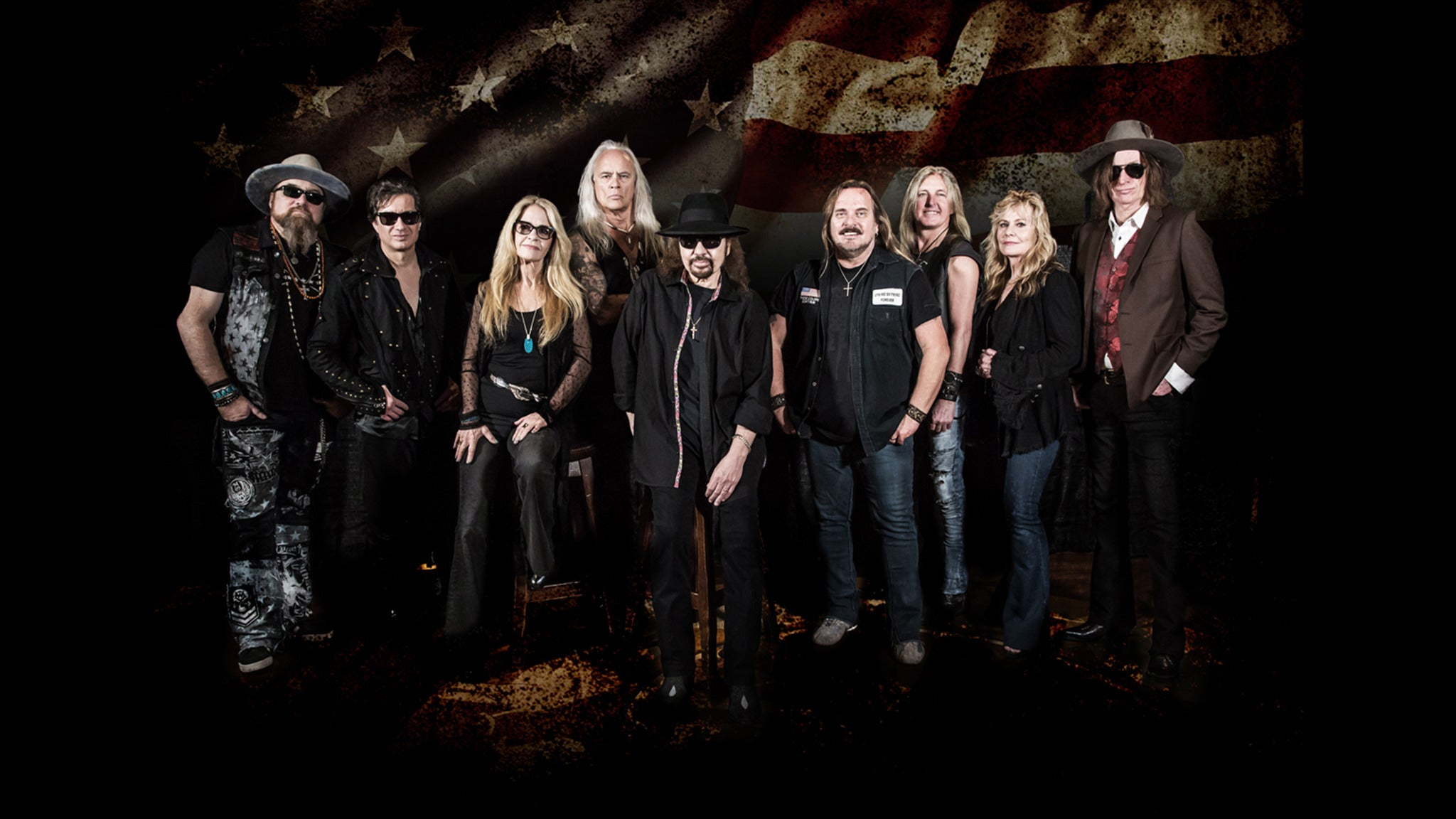 image for event Lynyrd Skynyrd, .38 Special, and Cheap Trick