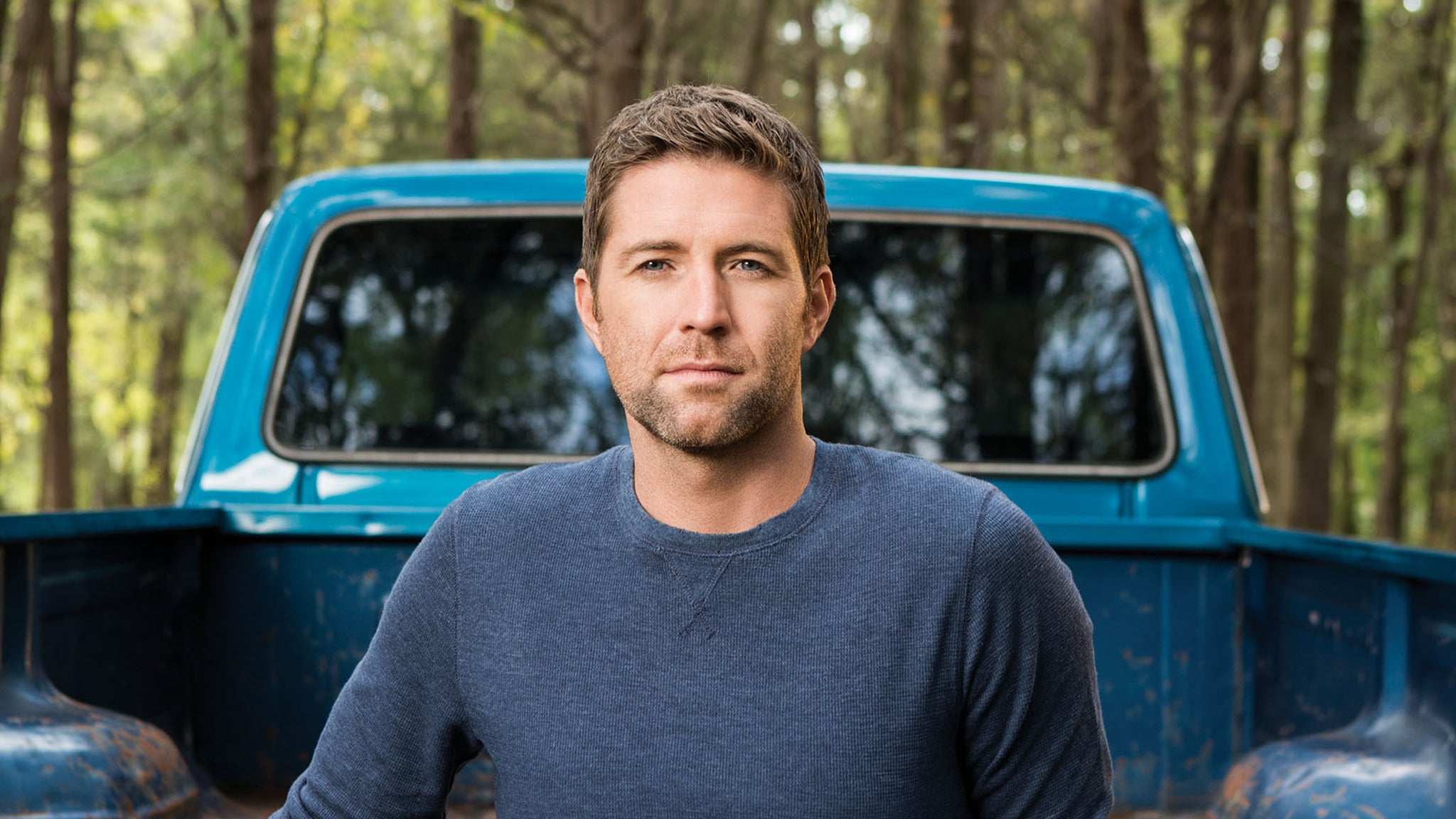 Josh Turner at Delta Downs Event Center