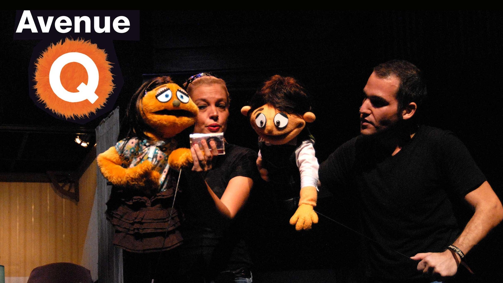 Avenue Q at Roxy Theatre-CA