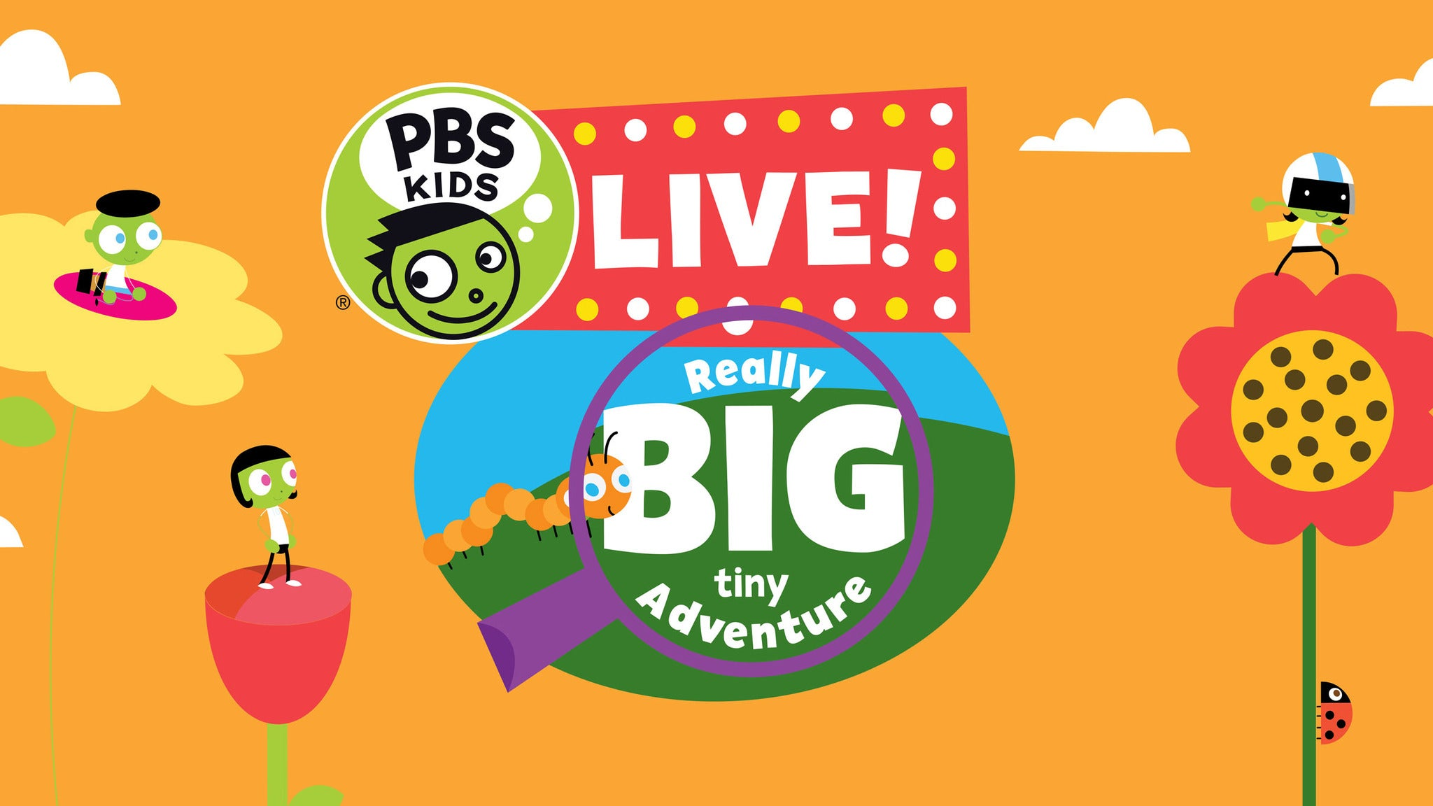 PBS KIDS LIVE! Really BIG tiny Adventure at City Hall Live
