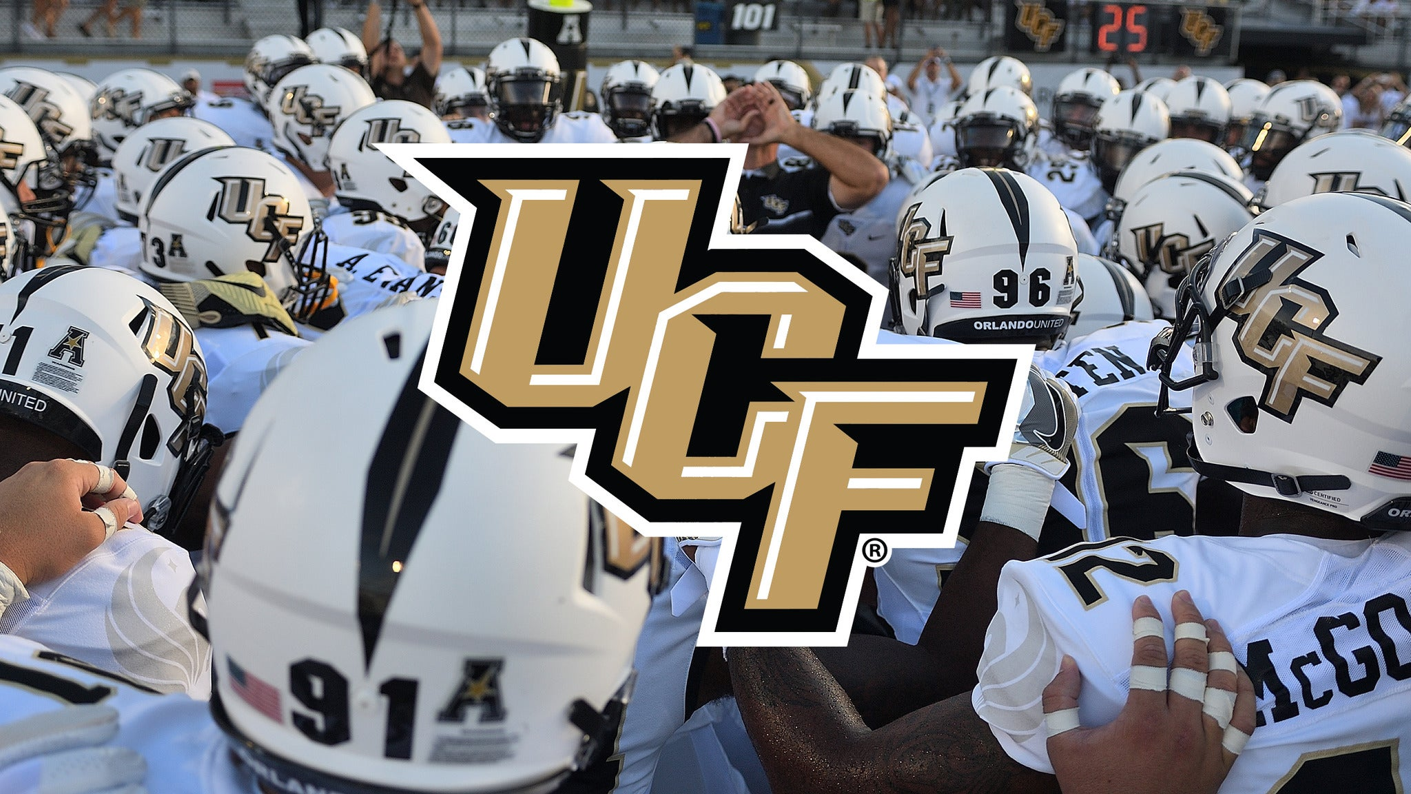2017 UCF Football Season Ticket at Spectrum Stadium