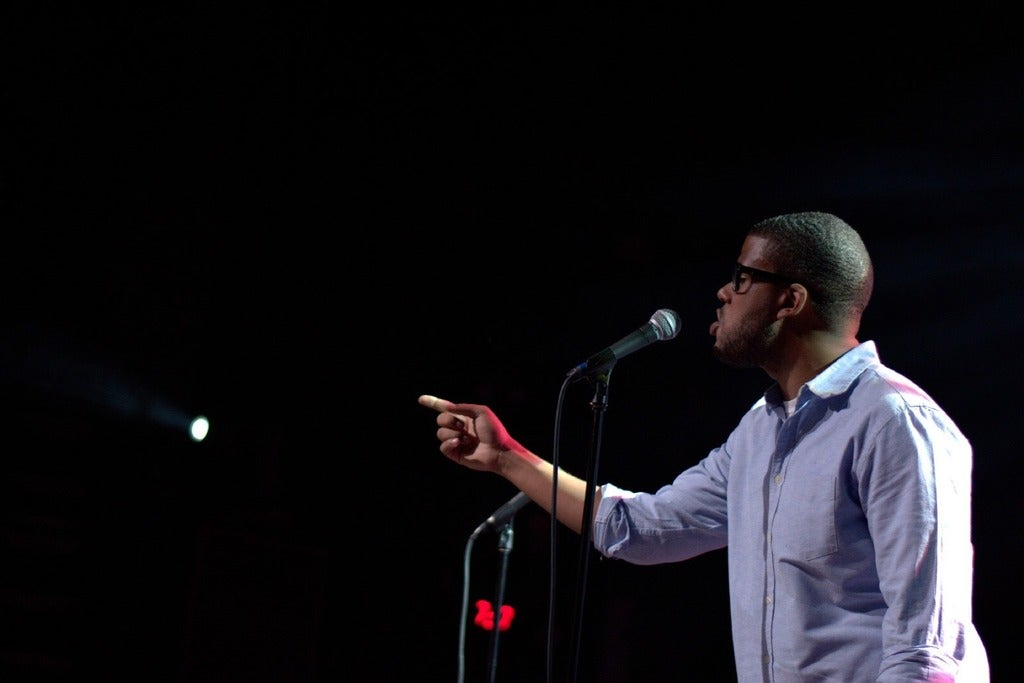 Just Mike The Poet Presents World Play Philly Feat. Maui The Poet