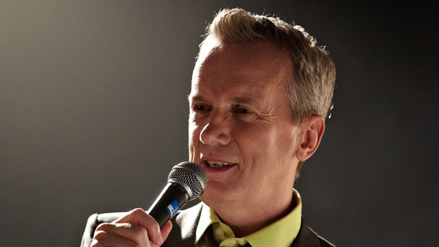 Frank Skinner - Showbiz Sheffield City Hall and Memorial Hall Seating Plan