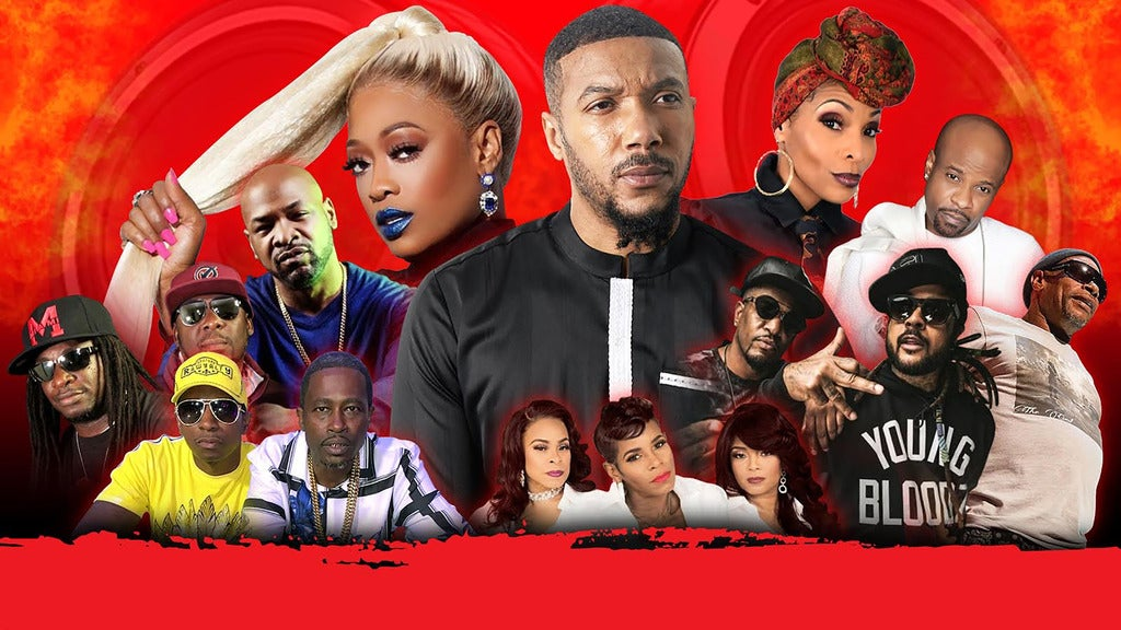 Hotels near Bass and R&B Xplosion Events