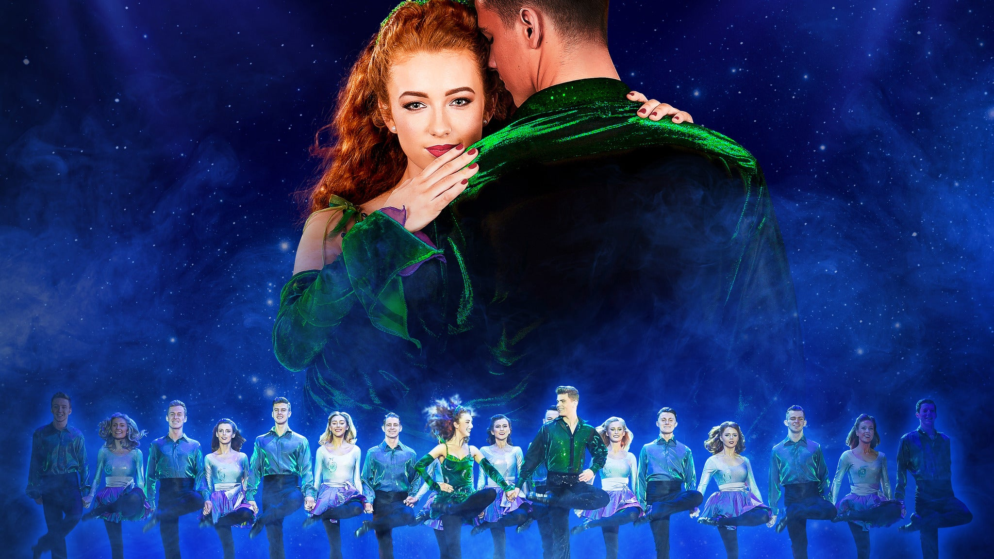Riverdance - the New 25 Anniversary Show Event Title Pic