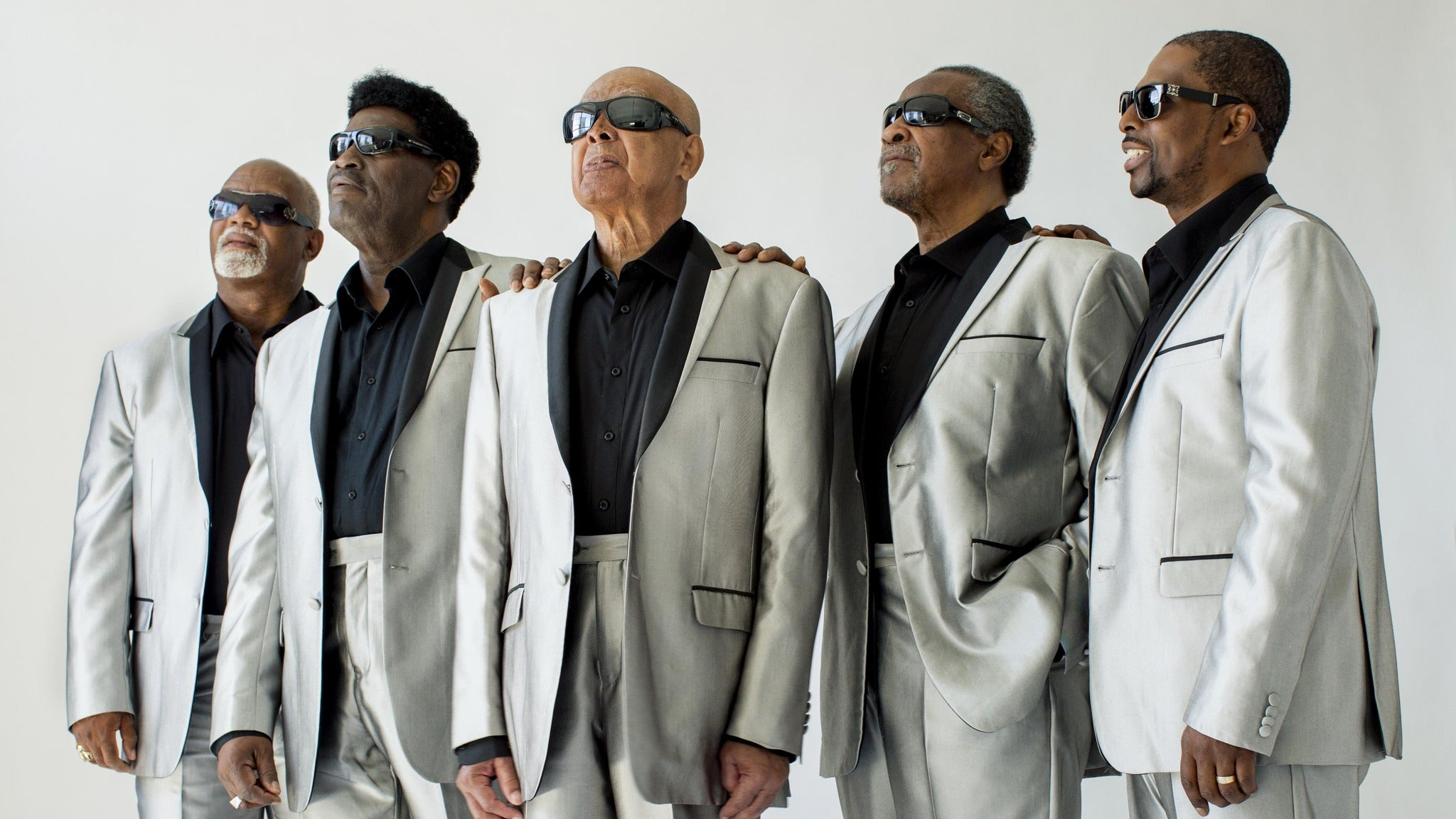 The Blind Boys of Alabama at Uptown Theatre Napa