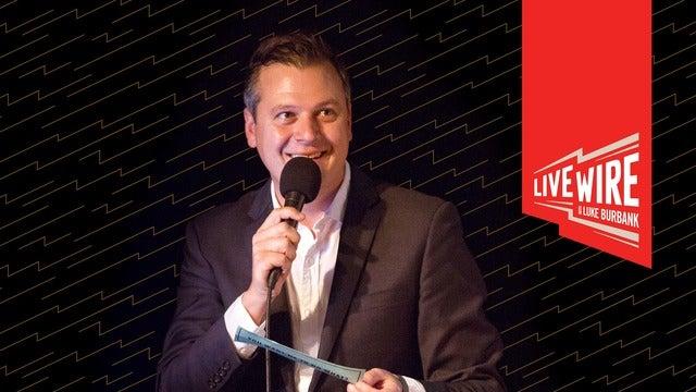 Live Wire With Luke Burbank: Emmy Favilla, Anastacia-Reneé + More | Seattle, WA | Neptune Theatre | December 9, 2017