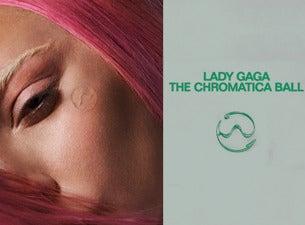 Lady Gaga The Chromatica Ball