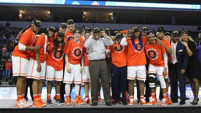 Syracuse University Women's Basketball