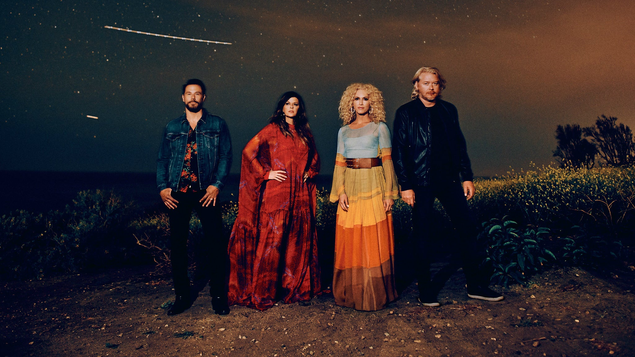 Little Big Town - Nightfall at Paramount Theatre - Denver, CO 80202