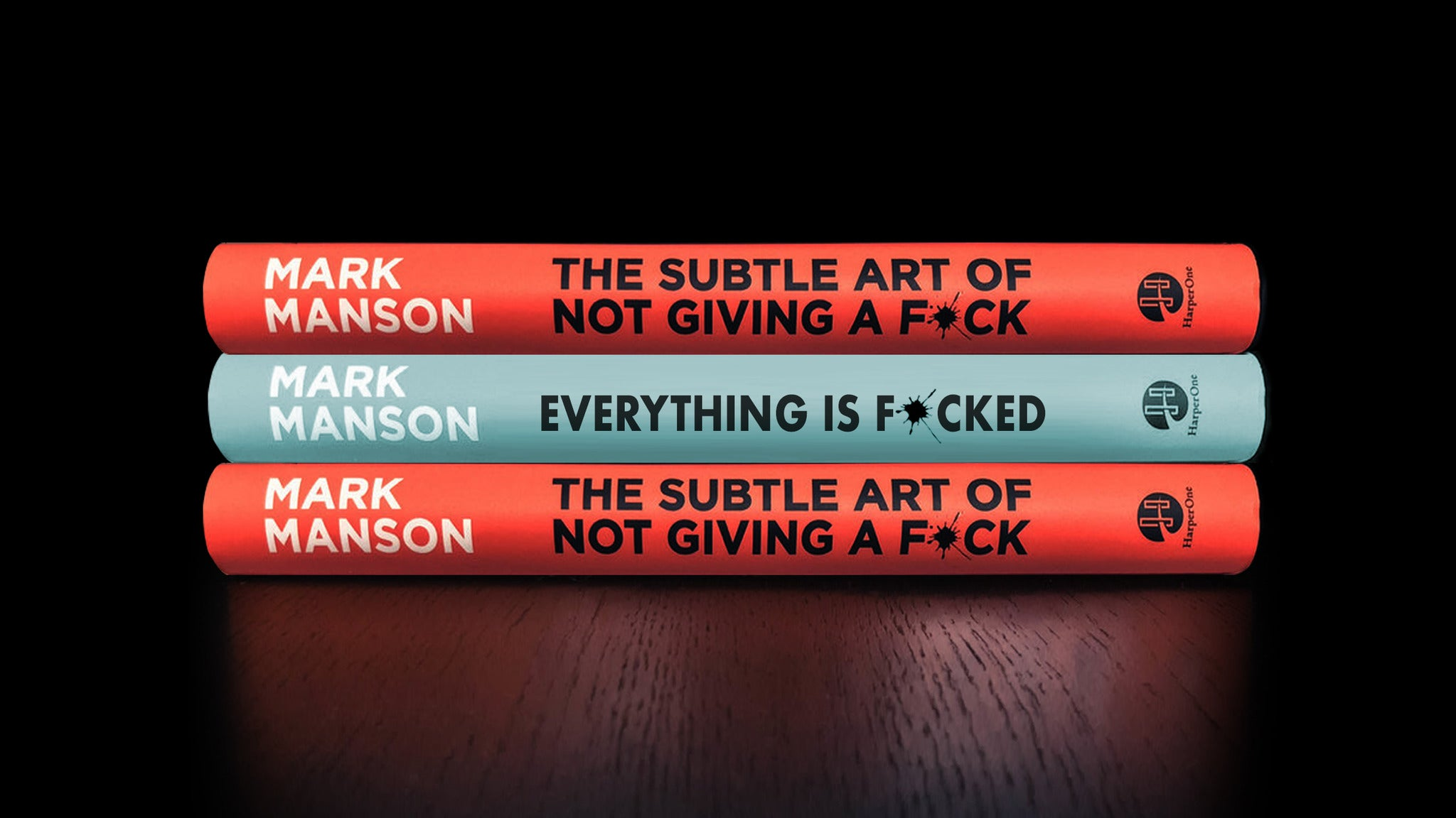 Mark Manson - Everything is F*cked Tour