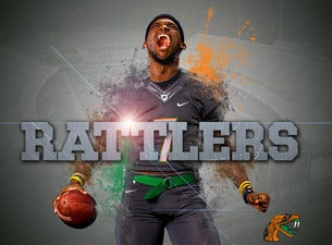 Florida A&M Rattlers vs. Fort Valley State University Wildcats Football