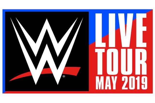 Wwe - Live Tour 2019