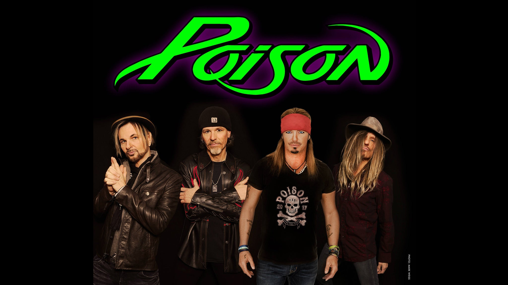 Poison at Pearl Concert Theater at Palms Casino Resort