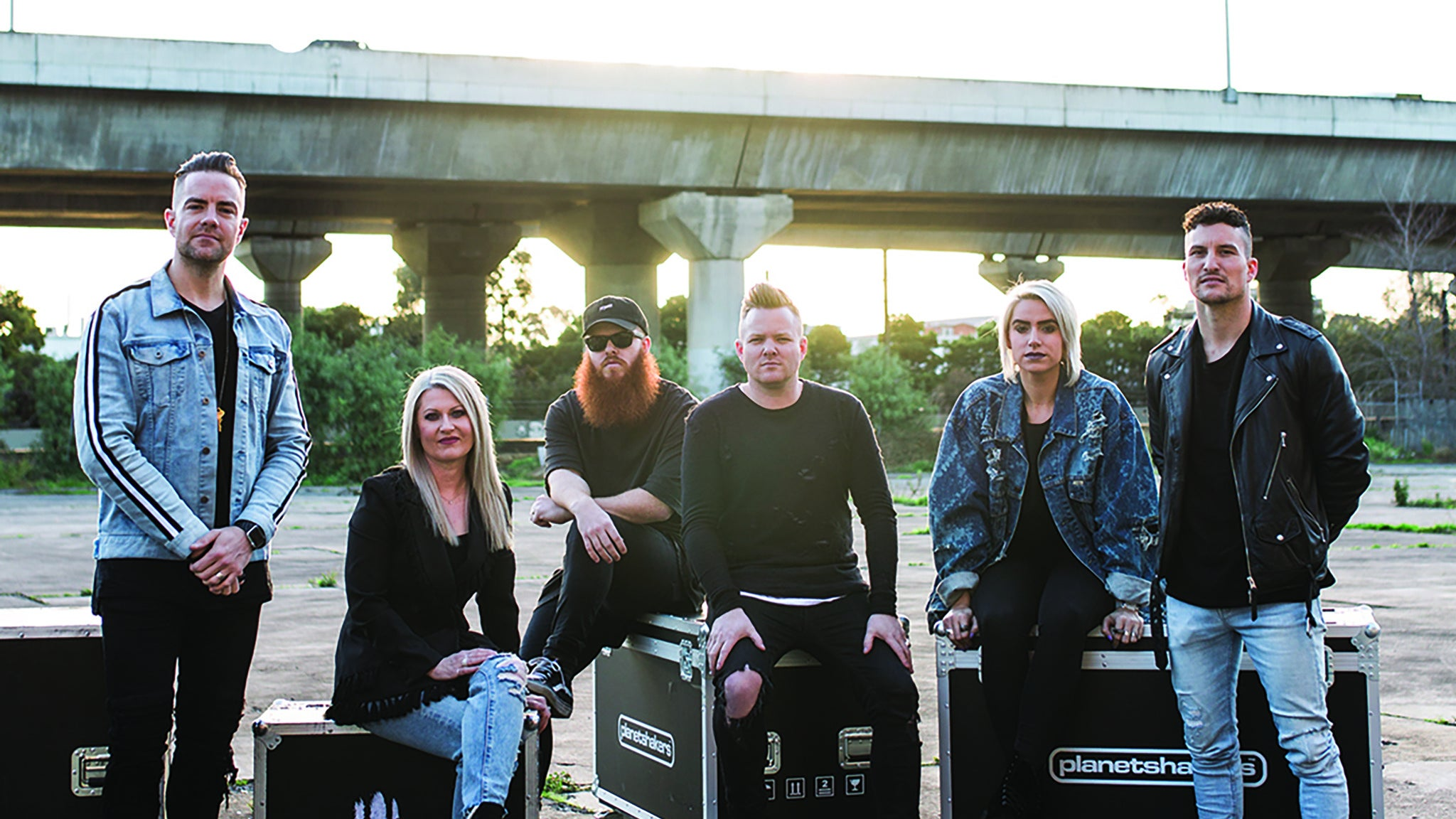 Real Media Group Presents: Planetshakers
