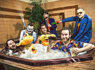 Reel Big Fish - The Tickle My Tiki TOURch