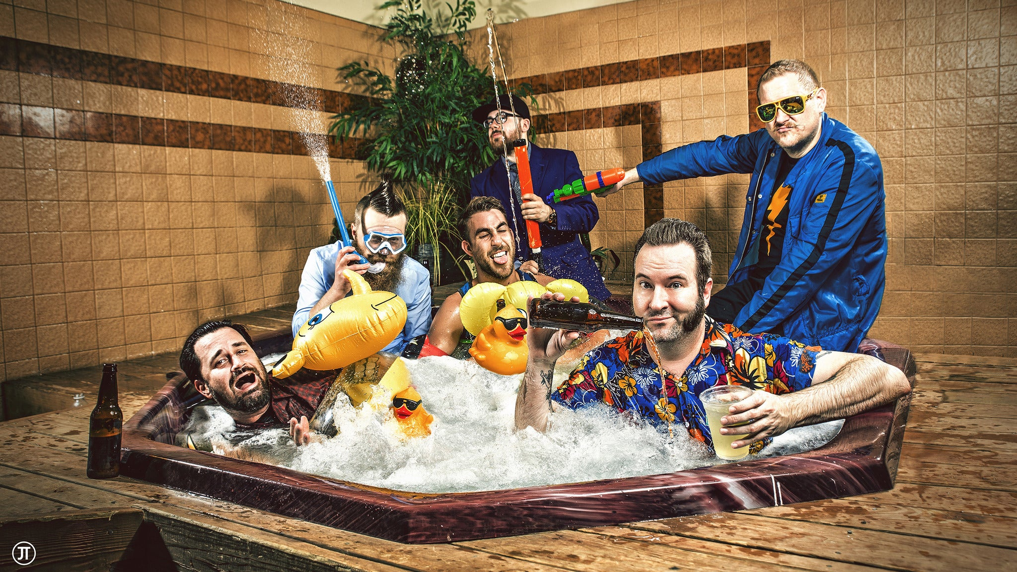 Reel Big Fish at August Hall