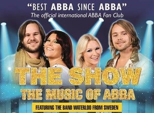 The Show: the Music of Abba tickets | Copyright © Ticketmaster