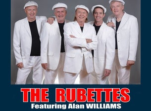 45 Years The Rubettes featuring Alan Williams, 2020-11-20, Остенде
